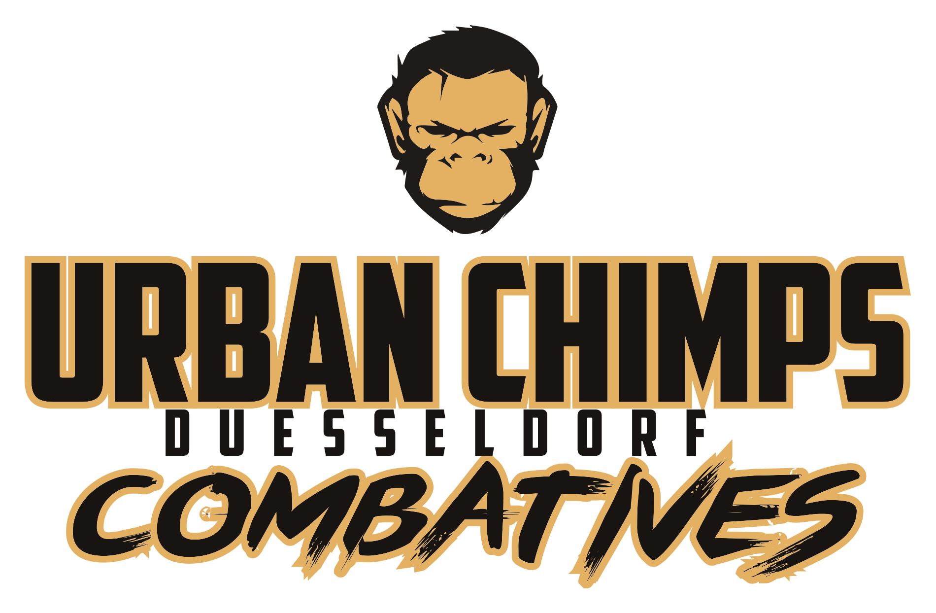 URBAN CHIMPS - Düsseldorf – COMBATIVES